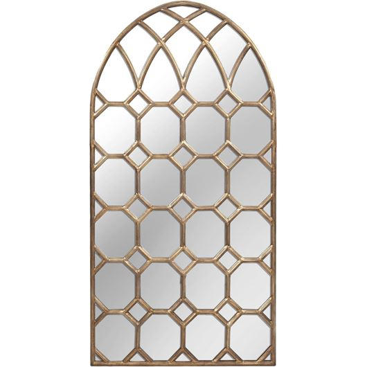 Picture of MILES mirror 153x79 gold