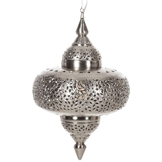 ADISH pendant lamp h61cm nickel