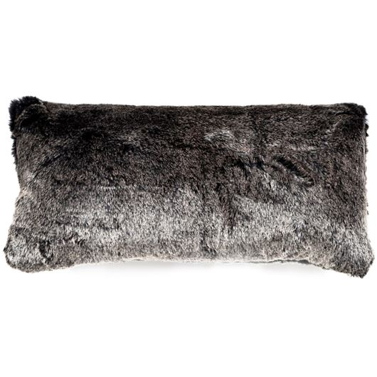 Picture of CHINCHI cushion 30x60 grey