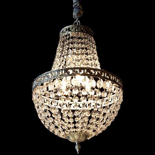 ADORA chandelier d44cm clear