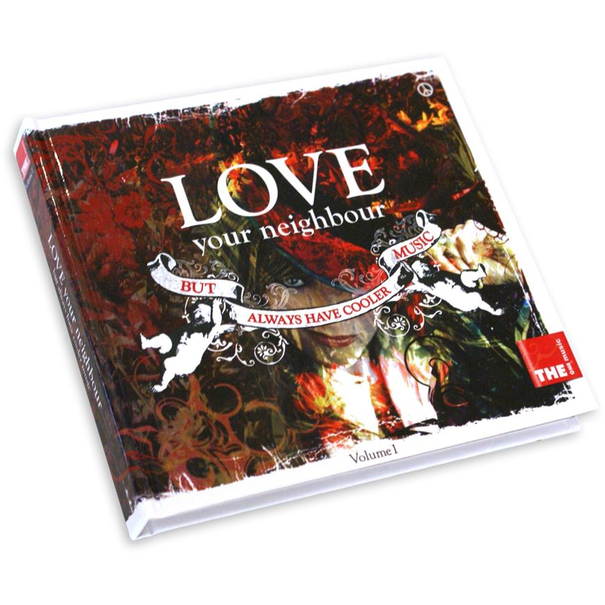 Picture of LOVE YOUR NEIGHBOUR volume I CD multicolour