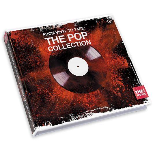 Picture of VINYL TO TAPE pop collection CD set of 2 multicolour