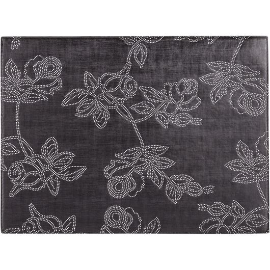 Picture of BERNA place mat 44x33 black