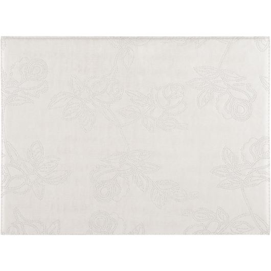 Picture of BERNA place mat 44x33 white