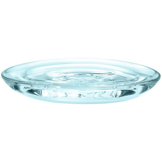 Picture of DROPLET soap dish blue