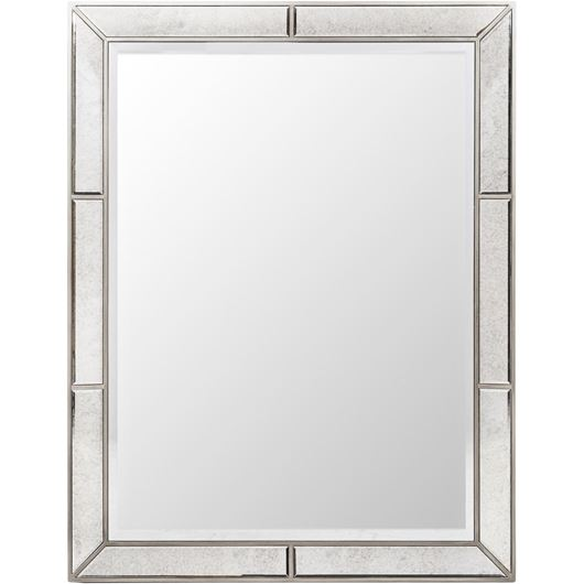 Picture of MONA mirror 102x132 clear/silver