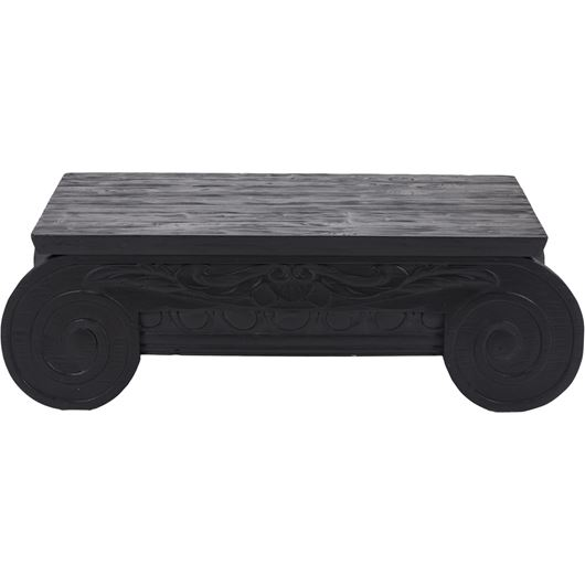 Picture of PINO coffee table 130x63 black