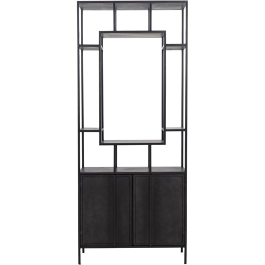 Picture of MIER display unit 240x100 black