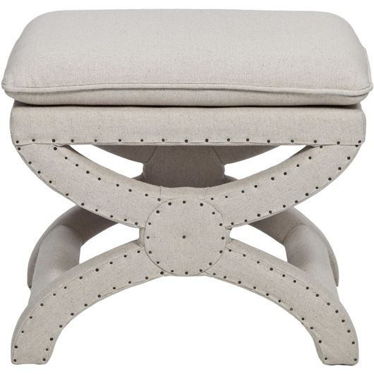 Picture of JOSH footstool natural