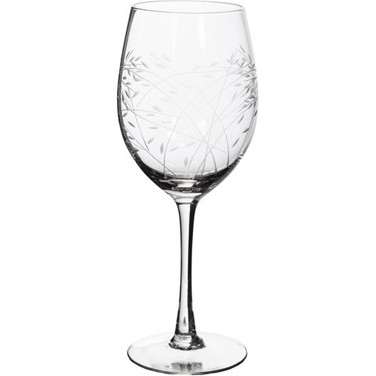 Picture of NESS red wine glass h24cm clear