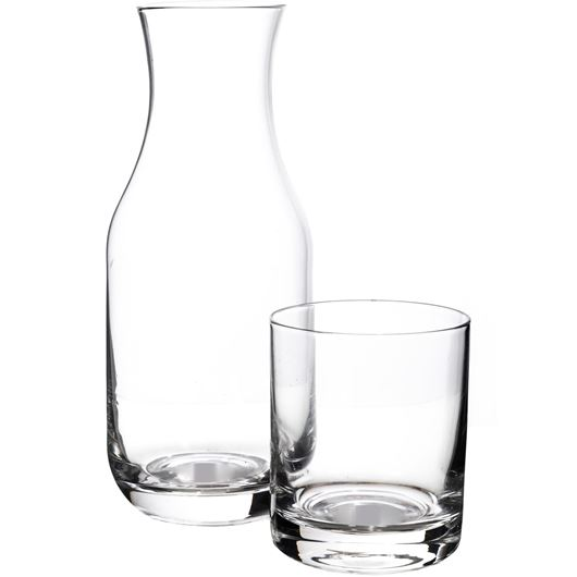 Picture of JEET carafe h21cm clear