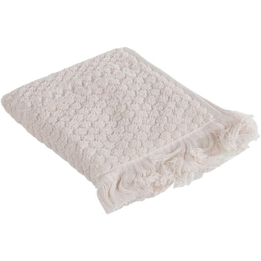 Picture of ANKARA face towel 30x30 pink