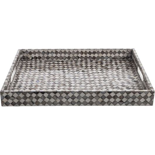 Picture of ARAGON tray 35x45 brown