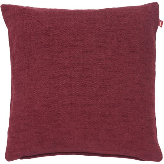 Picture of FUZZY cushion cover 50x50 red