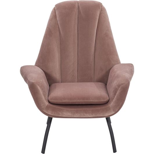 Picture of KEY armchair pink