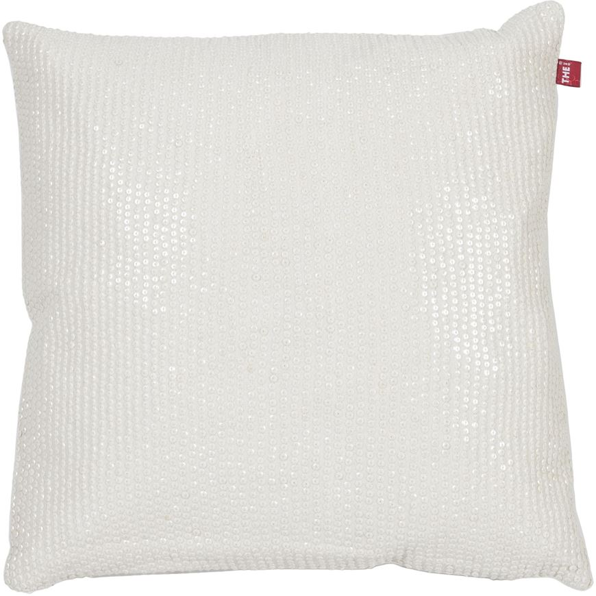 Picture of ABBY cushion cover 45x45 cream