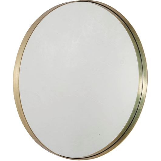 Picture of AVIAN mirror d61cm brass
