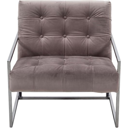 Picture of LORD armchair grey