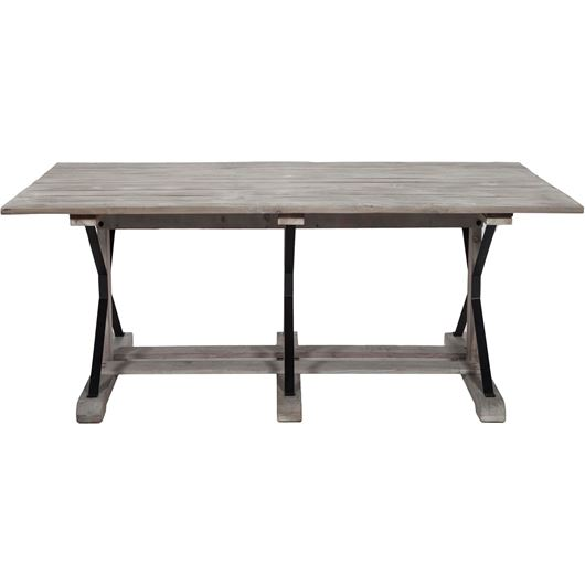 Picture of NETTO dining table 180x100 grey