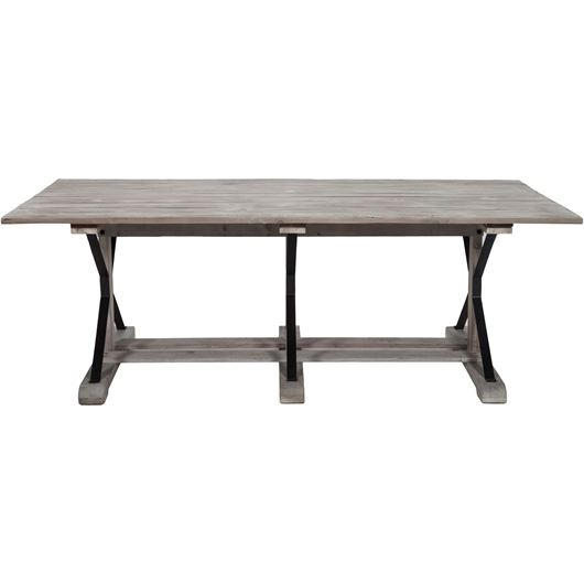 Picture of NETTO dining table 220x100 grey