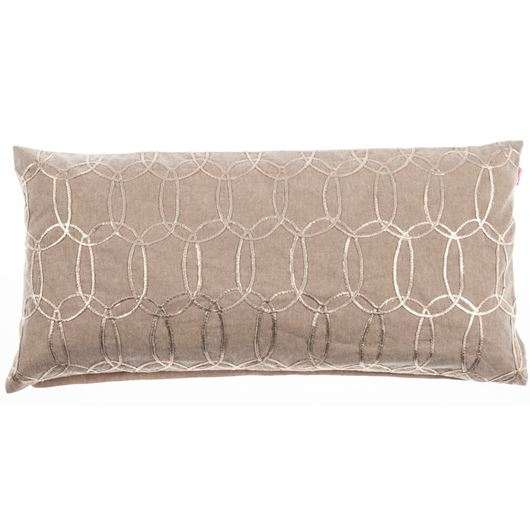 Picture of QUANDRA cushion cover 30x60 beige