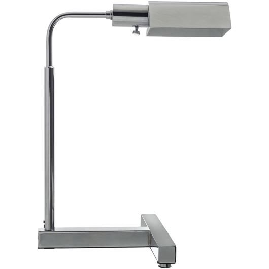 Picture of HELMA table lamp h45cm stainless steel