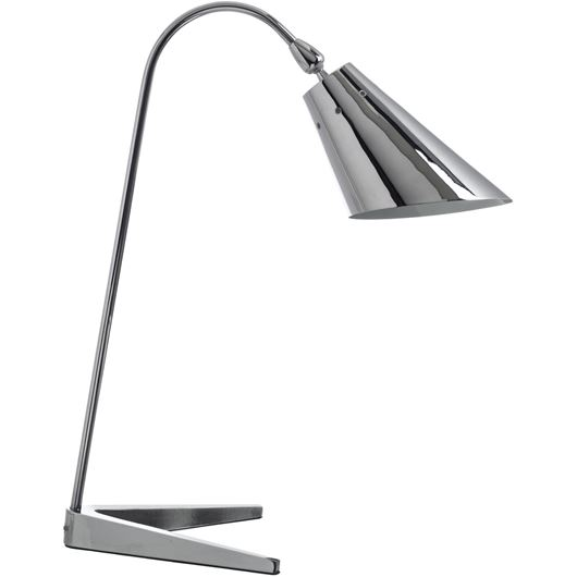 Picture of BRUMA table lamp h55cm stainless steel