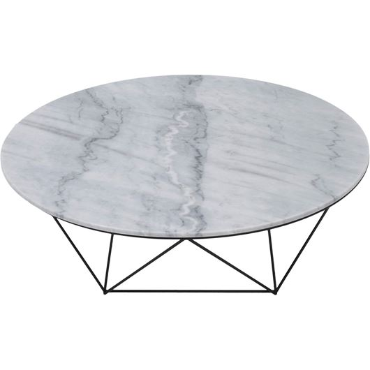 Picture of DONA coffee table d85cm grey