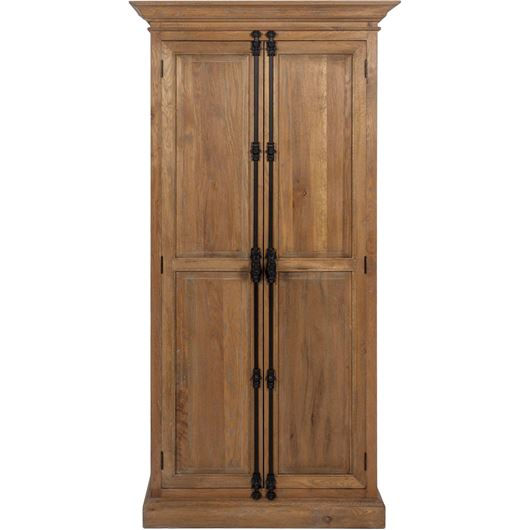 Picture of NINO cabinet 196x96 brown