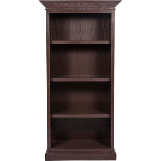 Picture of NINO display cabinet 196x96 dark brown