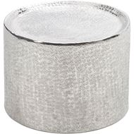 Picture of MASON side table d40cm nickel