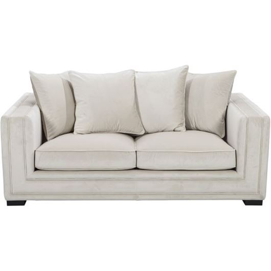 Picture of KARL sofa 2 white