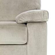 SAN sofa 2 microfibre taupe