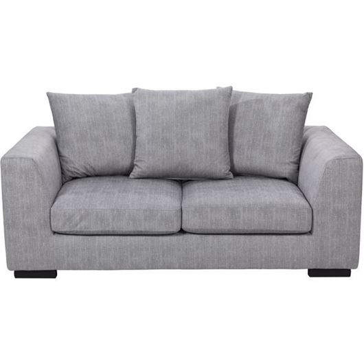 Picture of PASO sofa 2 silver