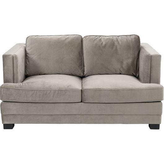 STEN sofa 2 microfibre taupe