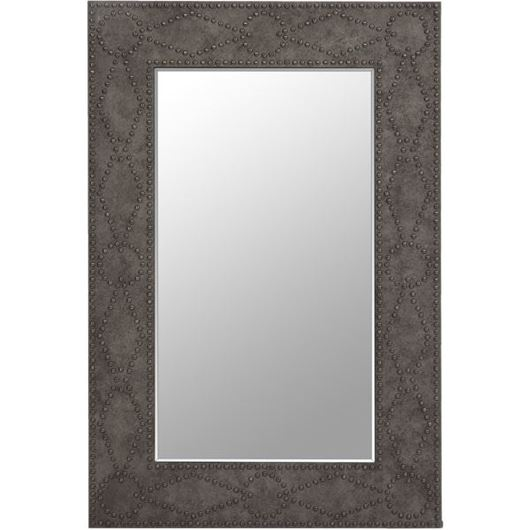 Picture of NYLA mirror 120x80 brown