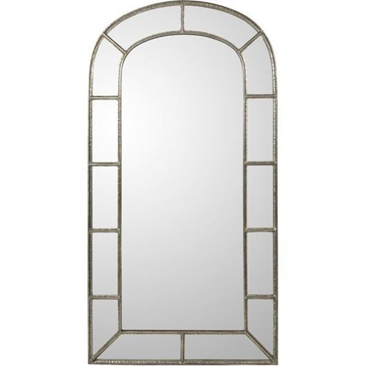 Picture of LINDA mirror 238x122 silver