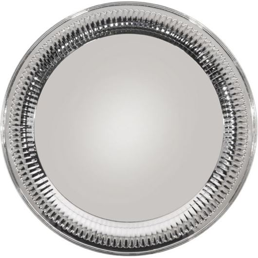 Picture of AXTON tray d45cm silver