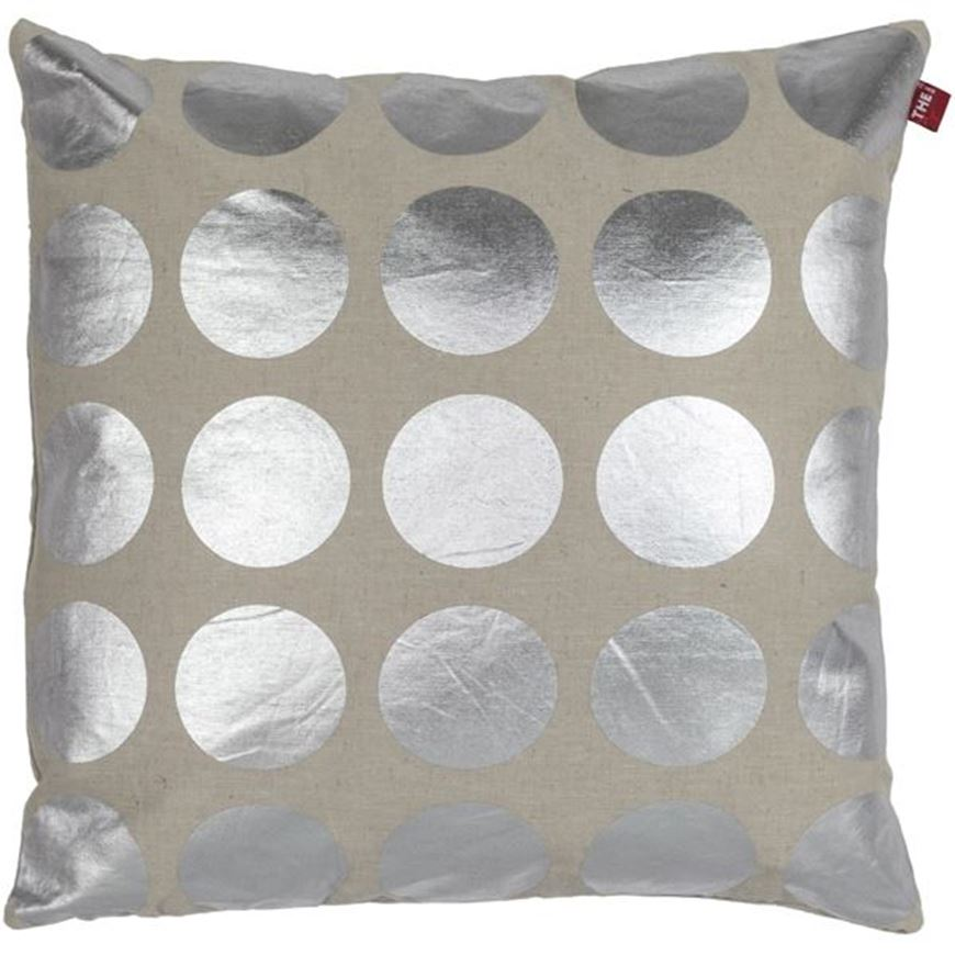 Picture of ABELLE cushion cover 50x50 brown