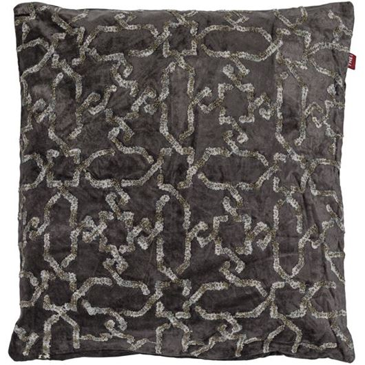 Picture of CASHA cushion cover 50x50 grey