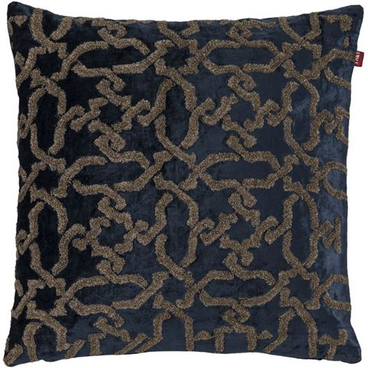 Picture of CASHA cushion cover 50x50 blue