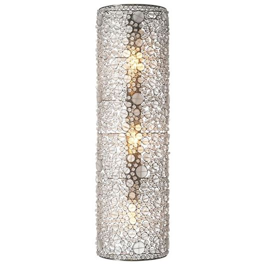Picture of BATASHA wall lamp h90cm clear