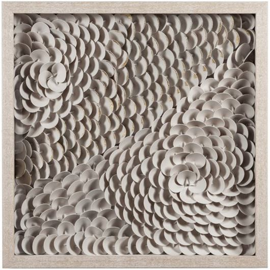Picture of FEY wall decoration 60x60 natural