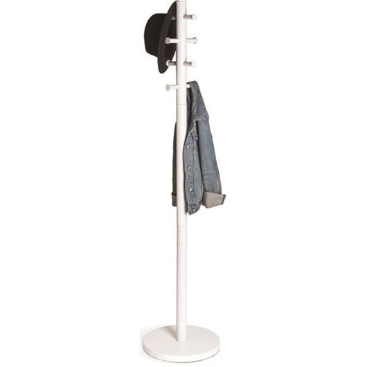 Picture of PILLAR coat rack white