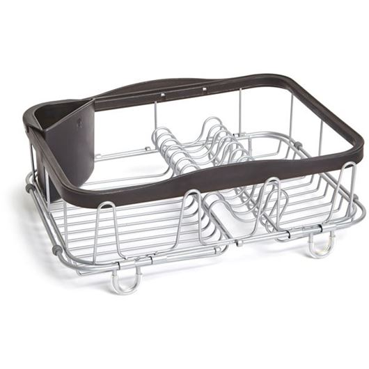 Picture of SINKIN multi dish rack black/nickel