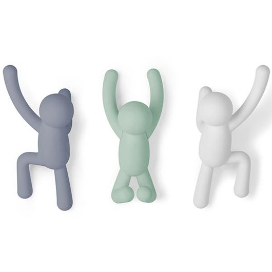 Picture of BUDDY hook set of 3 assorted