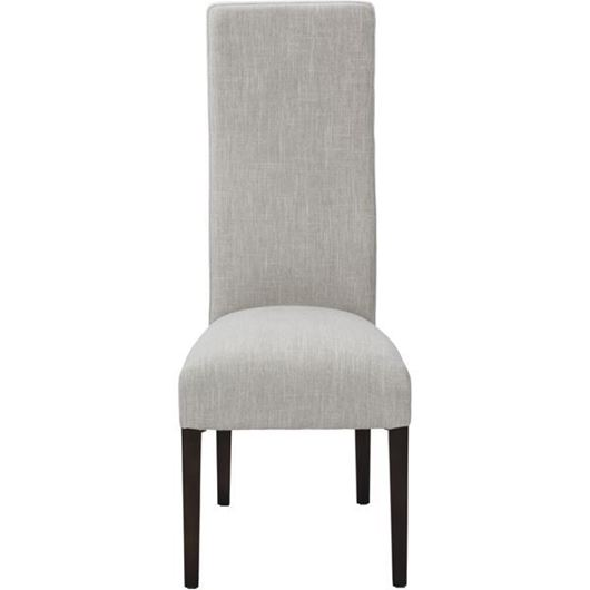 Picture of WAVE dining chair natural/brown
