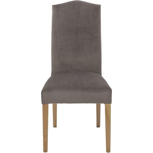 Picture of VERT dining chair light brown/natural