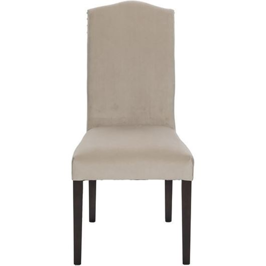 Picture of VERT dining chair beige/brown