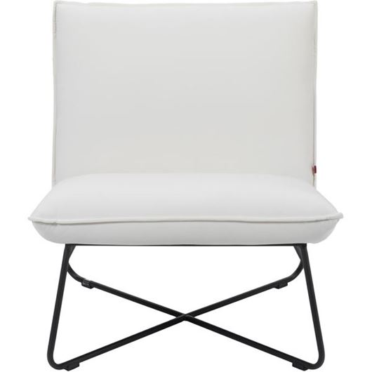 Picture of TANIA armchair white